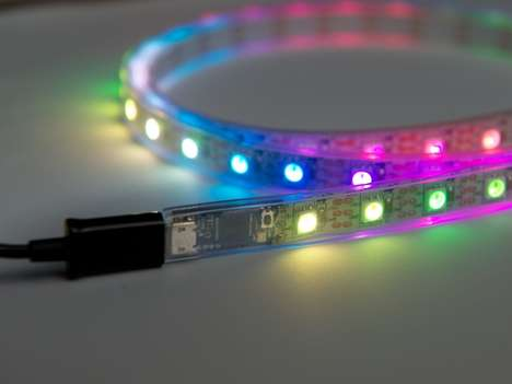 Portable LED Strip