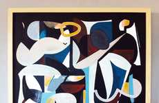 Contemporary Cubism Masterpieces - These Paintings by Olivier Vrancken Pay Tribute to Pablo Picasso