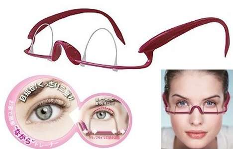 Eye-Widening Frames - The Eyelid Trainer is Meant to Create a Double Eyelid Effect
