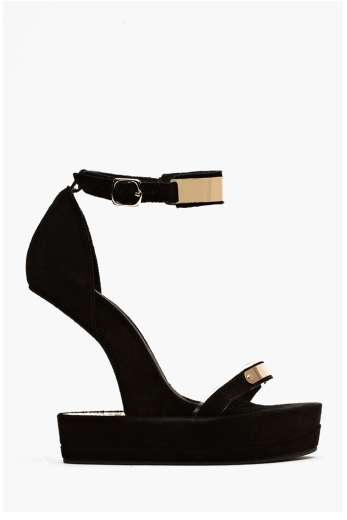 Huvr Platforms by Jeffrey Campbell