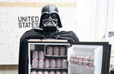 Tom Sachs Wants You to Chill with His Evil Vader Fridge Design