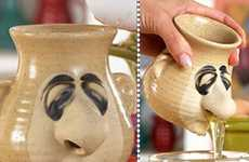 Runny Nose Kitchen Equipment - The Snot-a-Mug Egg Separator Looks Gross but Works Great