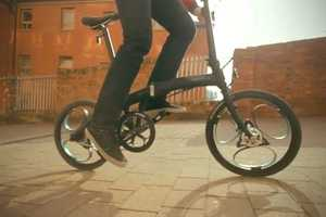 The 'Loopwheel' Replaces Spokes with Loops for a Smooth Ride