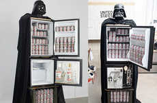 Tom Sachs' Darth Vader Fridge Will Bring Cold Drinks to the Dark Side