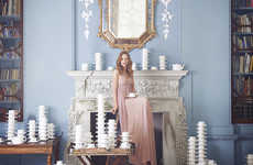 Fashionably Rebranded Retailers - The Wedgwood Brand Updates its Look with Magazine-Like Captures