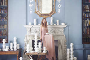 The Wedgwood Brand Updates its Look with Magazine-Like Captures