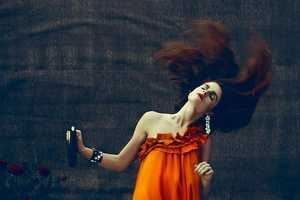 This Fashion Photography Series Has Fun with Hair Flipping