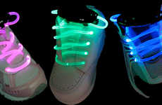 63 Fluorescent Footwear Designs