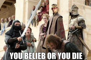 Joffrey Bieber Blog Hilariously Combines Two Controversial People