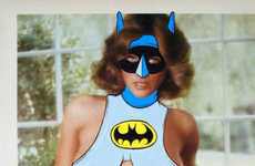 Mark Mulroney Slaps On Batman Costumes Onto Female Adult Images