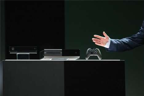 Voice-Activated Entertainment Systems - Microsoft's New Xbox One Uses Voice and Face Recognito