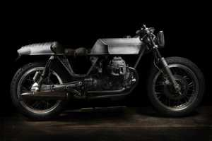 This Customized Motorcycle is Completely One of a Kind