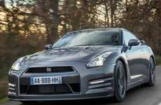 The Nissan GT-R Gentleman Edition is Exclusive to France