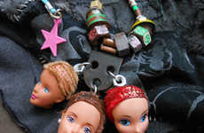 From Dismembered Doll Canisters to Barbie-Armed Jewelry