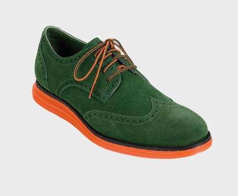 Subtly Sporty Dress Shoes