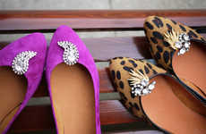 25 Fun DIY Shoe Accents