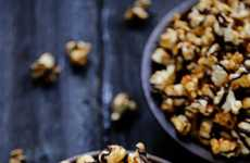 Tempting Spicy Chocolate Popcorn - This Popcorn Treat is Equal Parts Sweet and Spicy