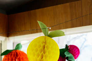 This Activity Lets You Make Vibrant Decorations from Tissue Paper
