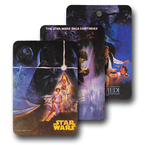 Star Wars Air Fresheners