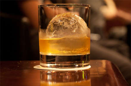 the original whisky ball