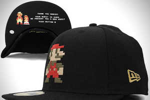 The Super Mario Bros Hat Collection from New Era Features Multiple Players