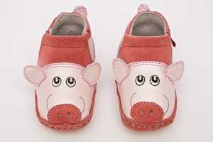 Zooligans Offers Parents Wild Footwear for Children