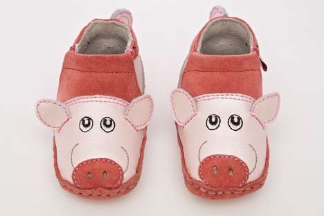 Baby Zooligans animal shoes
