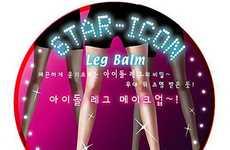 Celebrity-Endorsed Leg Balms