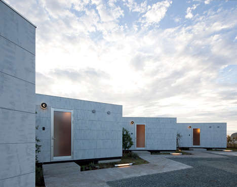 Seafaring Backpacker Abodes - The Yasutaka Yoshimura Architects Hostel is Inspired by Life at Sea