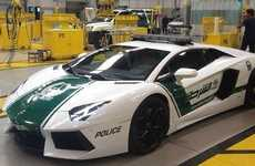 15 Daring Dubai Automotive Features - From Lightning-Fast Buses to Law-Enforcing Supercars