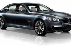 Limited Model-Hybrid Cars - BMW Japan Infuses the M Series With the 7 Series