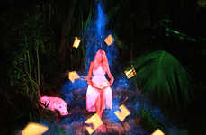 Fantasy Woodland Light Paintings