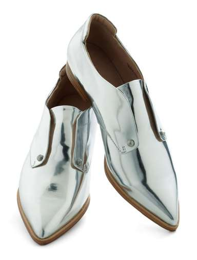 Chrome a Little Closer Loafers