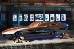 The Jaguar Advanced Design Competition Gives a Glimpse at Future Jags