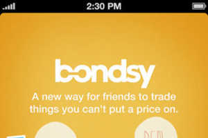 The 'Bondsy' App Lets You Sell Items for More Than Money