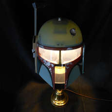 22 Star Wars Decor Items - From Sci-Fi Window Blinds to Robotic Limb Lighting