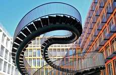 41 Inventive Staircase Designs