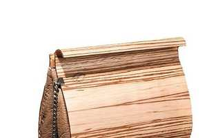 The Wooden Purses by EMBAWO are Stylish and Ecologically Responsible