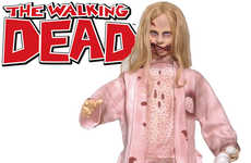 Life-Sized Zombie Dolls - The Waking Dead Girl Prop Will Scare Any Child