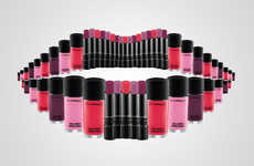 Dark Sensual Makeup Collections - The MAC 'Fearless Femme' Line Emboldens Women