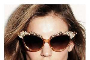 The Gioia May 2013 Shoot 'Look at Me' Showcases Glamorous Shades
