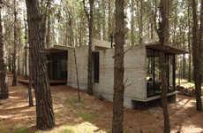 Deceptive Concrete Residences