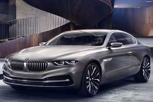 The BMW Gran Lusso Coupe is Brimming with Italian Opulence