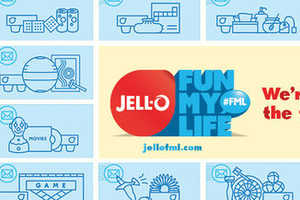 The JELL-O 'Fun My Life' Campaign Turns Negativity Around