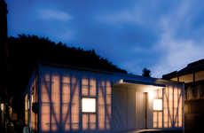 Lantern-Inspired Homes - The 'House M' Home Uses the Sun's Light to Illuminate in Any Weather