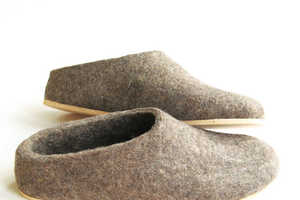 These Wool-Made Shoes Will Make Walking Very Comfortable