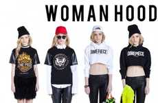 Feminine Hipster Collections