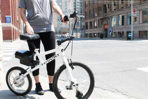 The Revelo LIFEbike Runs on Electricity and Features No Chain