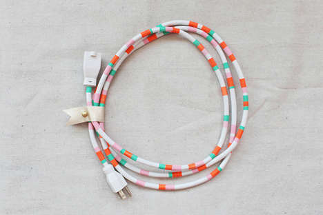 decorative power cords