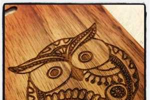 Submit Your Artwork of Choice for These Eco Wood Tech Covers